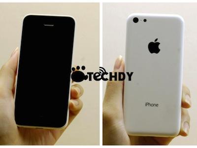 笑吧你!洩露的廉價 iPhone 其實是 Android 山寨手機
