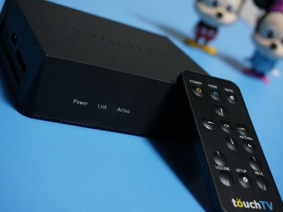 Smart touchTV B1電視盒評測:手機變身遙控器,影音娛樂一把抓