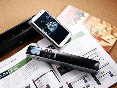 手持掃瞄,Wi-Fi 立即傳,用手機無線瀏覽掃瞄檔案
