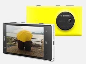 Nokia Lumia 1020 正式發表,主打 4100 萬畫素超細緻畫質