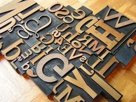 設計工具 Tiff 能讓你對比不同的字體