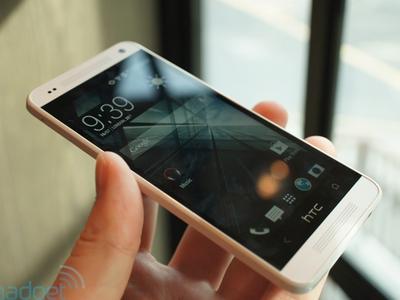 HTC One mini 正式現身,規格與造型搶先看