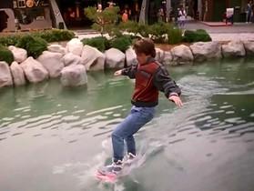 空浮滑板正在研究,無人駕駛汽車、噴霧式衣物都已經出現了