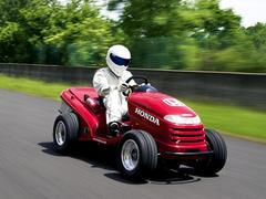 史上最速除草機!極速 209 km/h、加速比保時捷 911 跑車還快 | T客邦