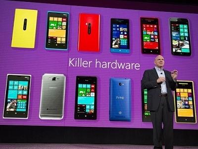 別再說「三足鼎立」了! Windows Phone  離主流系統還差得很遠