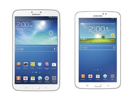 建議售價 6,900 元起,Samsung GALAXY Tab 3 7.0 與 8.0 在台發表
