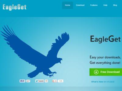 EagleGet:多功能下載利器,檔案、圖片、影音網站輕鬆抓