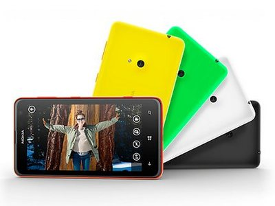 4.7 吋入門 Windows Phone 報到,Nokia Lumia 625 正式推出