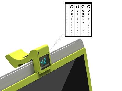近視族有福了!自動校正電腦螢幕 i-Free 讓你長時間使用電腦不必戴眼鏡