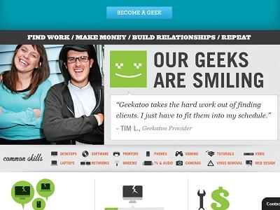 放心,高手就在你身邊!建立 Geek 資料庫上門修電腦