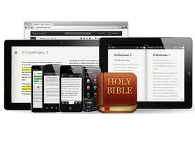 科技改變宗教,免費聖經app《 YouVersion》下載突破1億