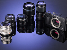 Olympus M4/3 五款大光圈定焦鏡, E-P5 實拍評測