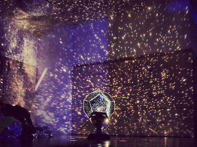 《大人的科學》Real Star 新型針孔式星象儀動手玩,觀星象、當夜燈都合適