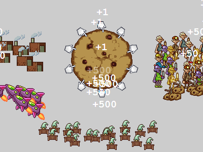 《Cookie Clicker》餅乾點點樂,簡單卻讓人欲罷不能
