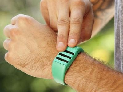 Kapture 手錶型麥克風:20 小時待機,隨時錄音
