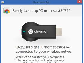 Chromecast 評測:35美元連結電腦與電視