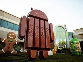 Google 宣布 Android 4.4 代號為「KitKat」,Android 5.0 還要再等等