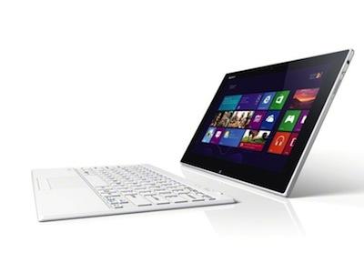 IFA 2013:挑戰平板新概念 Sony VAIO Tap 11 與  VAIO Flip 現身