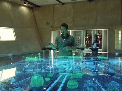 鋼鐵人高科技實驗室 3D 體感操作有望成真,Elon Musk 透過 Leap Motion 和 Oculus Rift 做到了