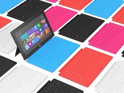 微軟將於 9/23 發表新款 Surface 平板,傳 Surface 2 將搭載 Tegra 4 與 1080P 螢幕