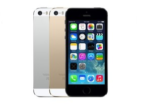 iPhone 5s 正式發表,指紋辨識加金裝