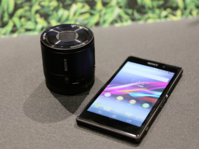 Sony QX100 、QX10 智慧型手機外接式鏡頭相機合體 Xperia Z1 動手玩、實拍測試照登場