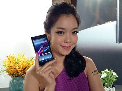 Sony Xperia Z1 拍照機王登場,建議售價 22,900 元,中秋節搶鮮上市