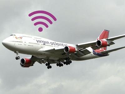 坐飛機也能高速上網!航空 WiFi 技術起飛,峰值速率可達 60Mbps