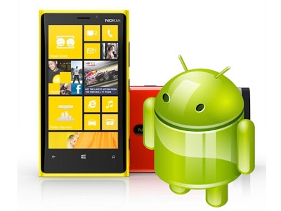 Nokia 本來有開發 Android 版 Lumia,微軟也曾秘密測試 Surface Phone
