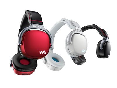 Sony  推出三合一 Walkman  WH 系列無線數位隨身聽,結合耳機、MP3播放器與隨身喇叭