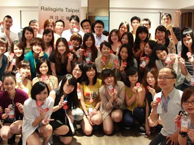 讓女生也可以快樂寫程式!專訪 Rails Girls 主辦團隊