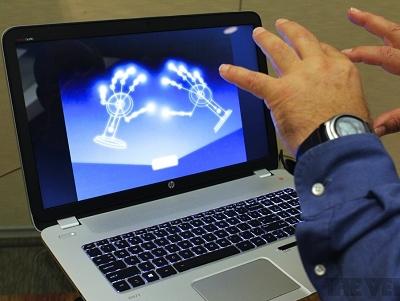 第一台整合 Leap Motion 的筆記型電腦 HP Envy 17 Leap Motion SE 誕生了
