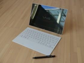 Sony VAIO Tap 11 評測:極輕薄 Win 8 平板,筆觸鍵盤通通有
