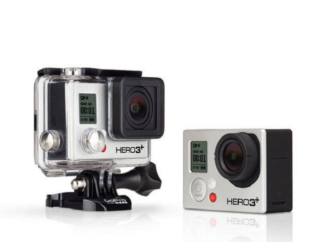 GoPro HERO3+ 小改款發表:尺寸重量縮減20%、電力增長30%,強化影像品質新增自動低光模式