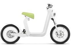 首輛完全與 iPhone 結合的電動車自行車,還具有緊急自動撥打功能