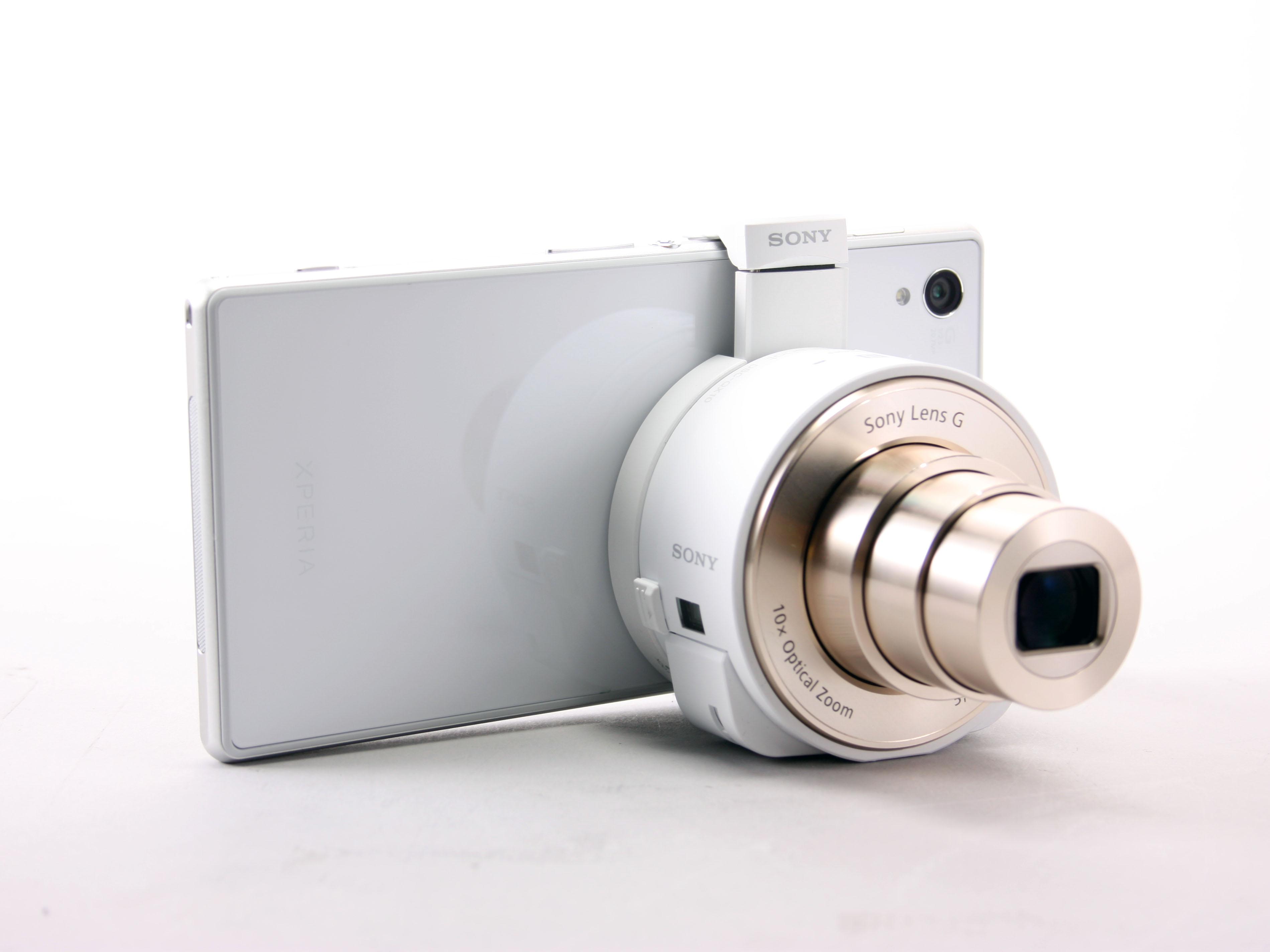 Sony DSC-QX 10 評測:手機外掛相機,手機拍照水準大提昇