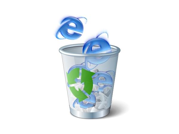 IE 6 瀏覽器市場占有率縮水至 5% 以下,下一個就輪到 IE 8 了