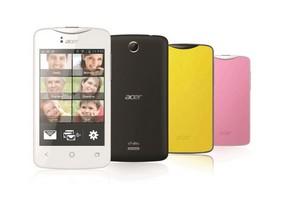 宏碁推出新款迷你智慧型手機Liquid Z3 擁有Acer獨創4種快速操作模式 滿足學齡兒童、年長等入門使用族群需求