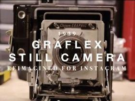 古董相機趕流行,用 Raspberry Pi 改裝後連結 Instagram