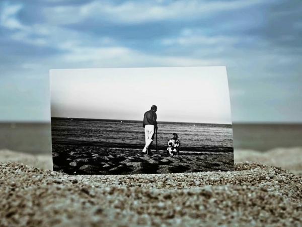 帶著老照片 踏上追尋回憶之旅, Theo Putzu 的感人短片 Paper Memories