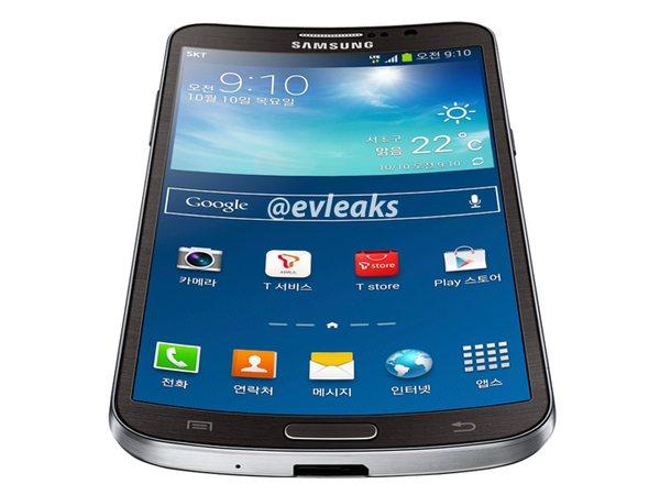 Samsung Galaxy Round:全球首支曲面螢幕手機造型曝光
