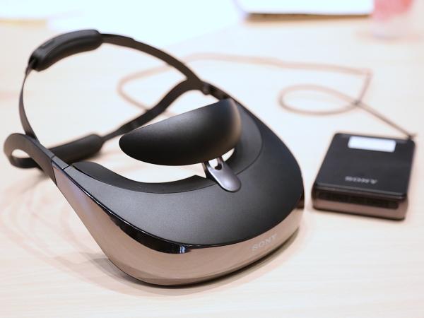 Sony 第三代 3D 頭戴式影院 HMZ-T3W:新增無線傳輸、虛擬7.1聲道、更適合電玩族