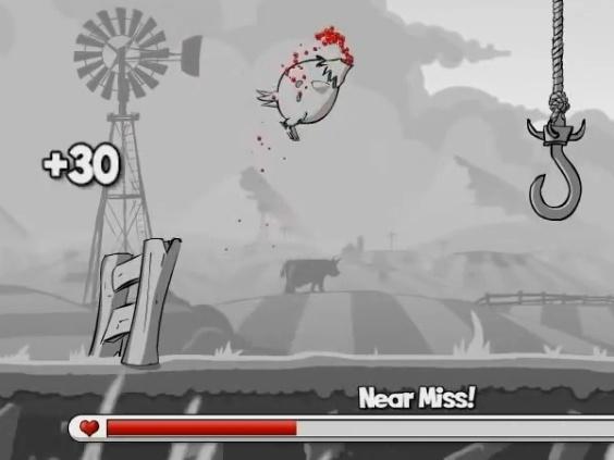 無頭雞麥克紀念遊戲《Headless》 App惡趣味引發省思