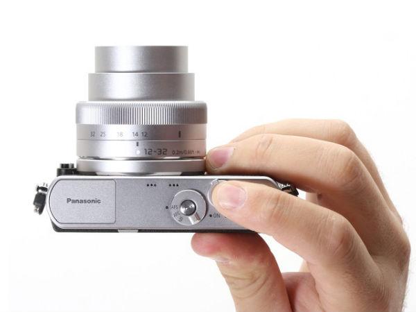口袋型微單眼 Panasonic Lumix GM1 新登場,搭載 1/16000 秒超高速快門