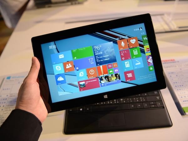 台灣 10月 17 日晚上 7 點,Windows 8.1 開放更新
