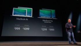 Mac Pro 12 月上市、2999 美元起跳,Macbook Pro Retina 升級 Haswell 處理器並降價