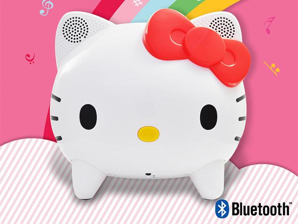 【得獎公佈】尖叫吧~超夢幻 Hello Kitty 藍牙喇叭免費抽!