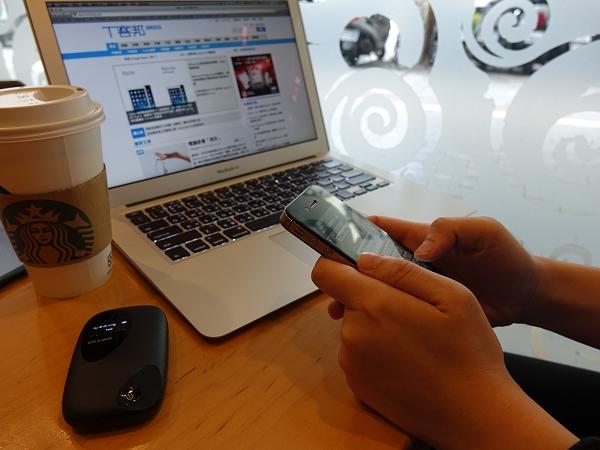 TP-LINK M5350:能變身隨身碟,連續工作6.5小時的3G分享器