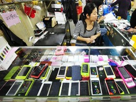 HTC One 成為山寨手機最愛型號,廣東蟬聯山寨大本營