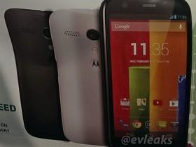 傳更低價的 Moto G 規格現身,手機兩年綁約價 0 元入手